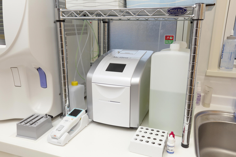 血糖迅速測定装置