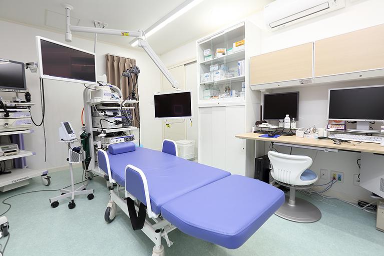 最新医療機器による早期発見・早期診断の内科診療